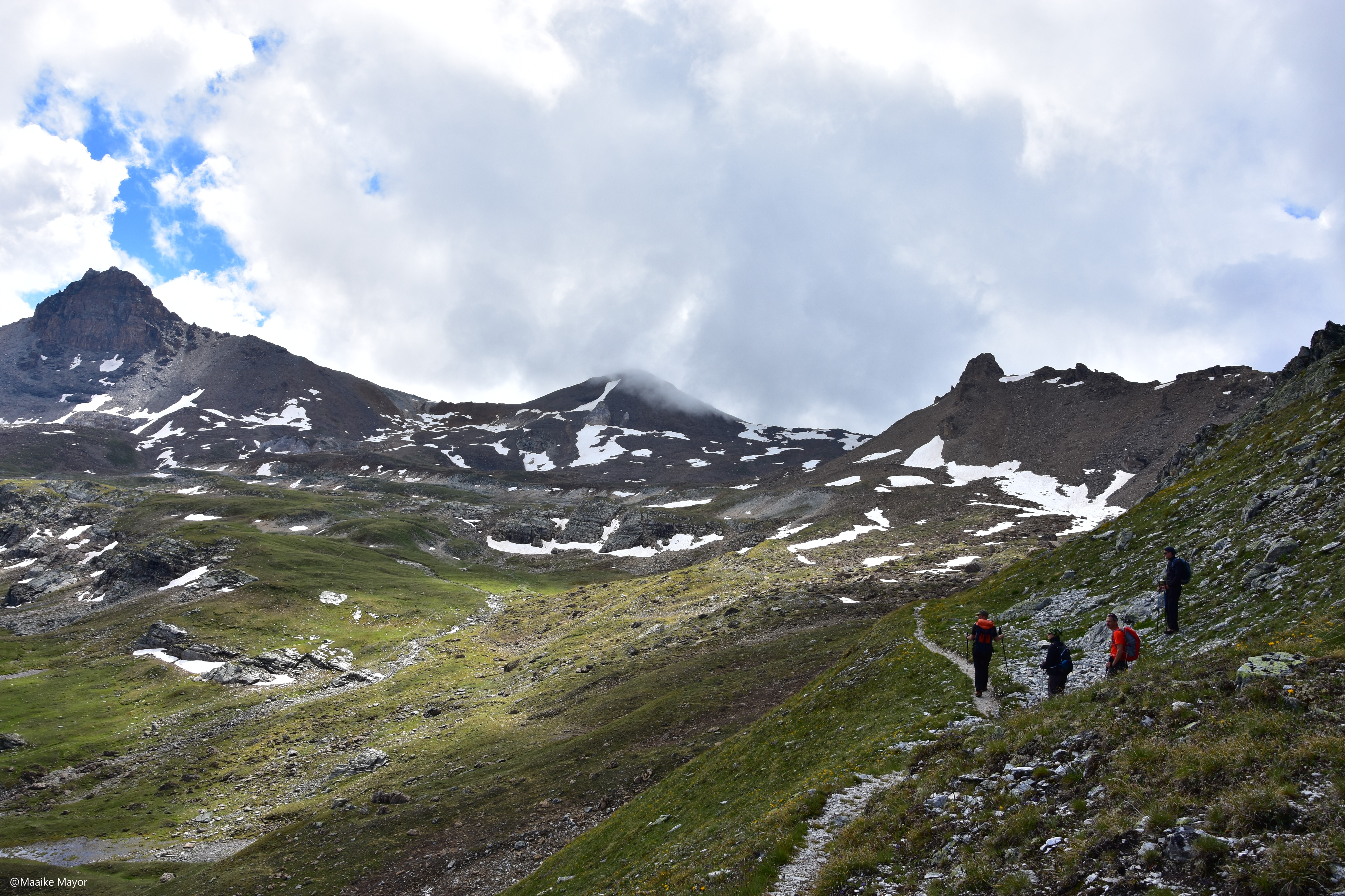Becs de Bosson – 3149m - Gallery Slide #43